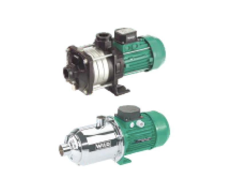 Horizontal Monobloc Pump