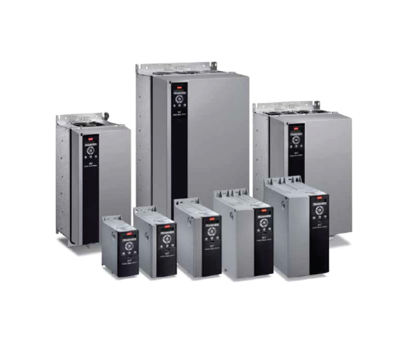 VLT® 12-Pulse Drives