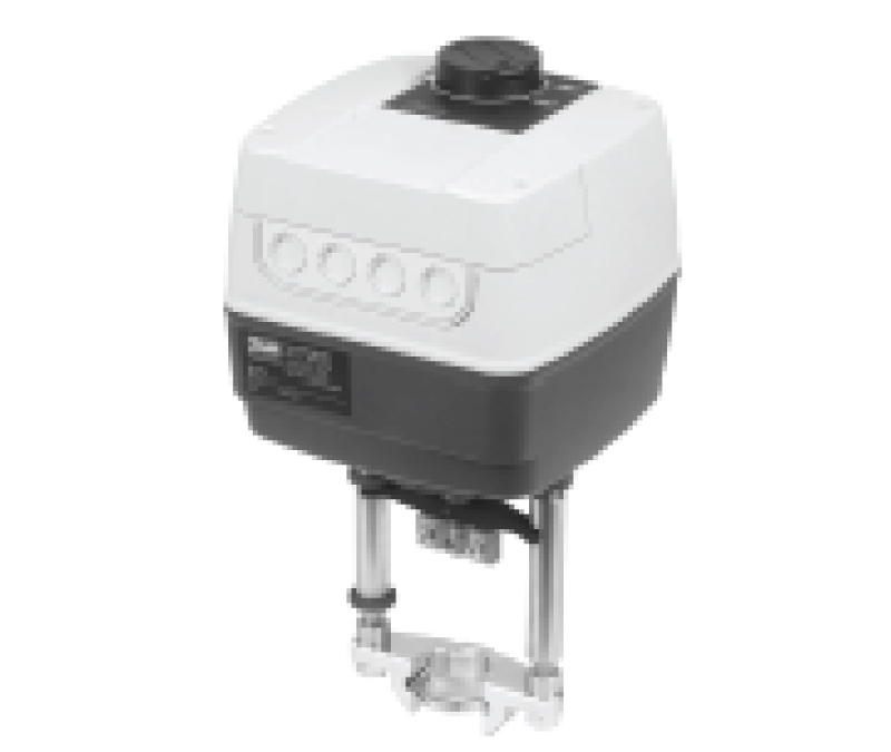 Actuators for modulating control - AME 655,  AME 658, AME 659