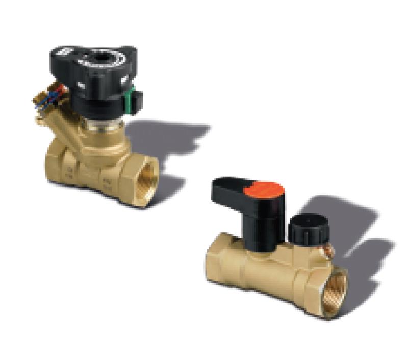 LENO™ family balancing valves