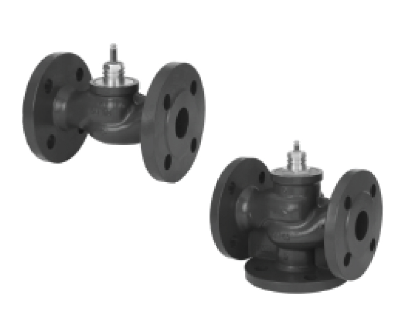 Seated valves (PN 16)