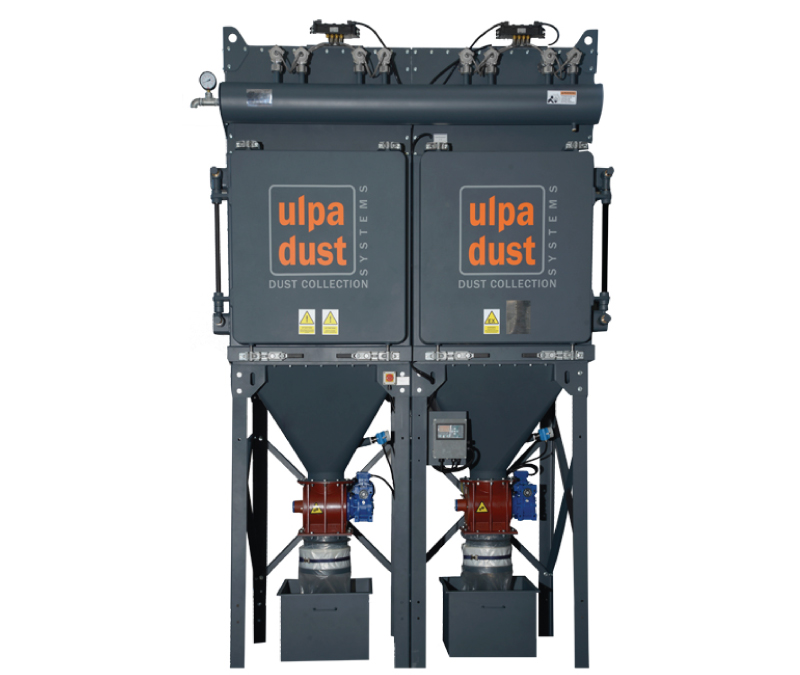 UDC Dust Collection Systems