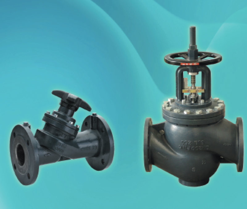 MSV-F2 - manual pre-setting valves